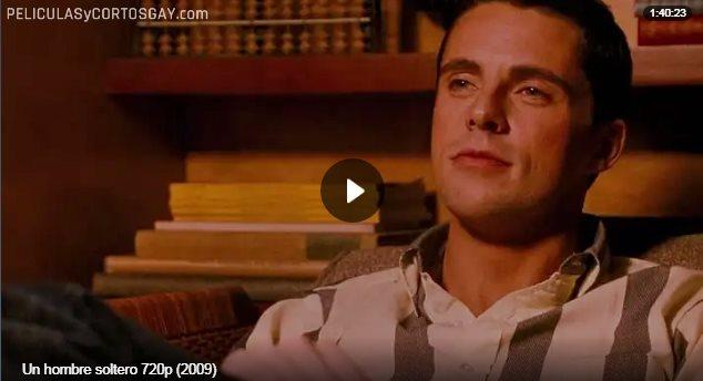 CLIC PARA VER VIDEO Solo Un Hombre - A Single Man - PELICULA - EEUU - 2009