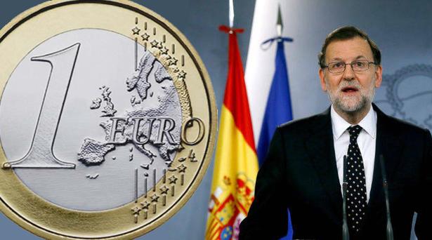 Un banco, un euro.