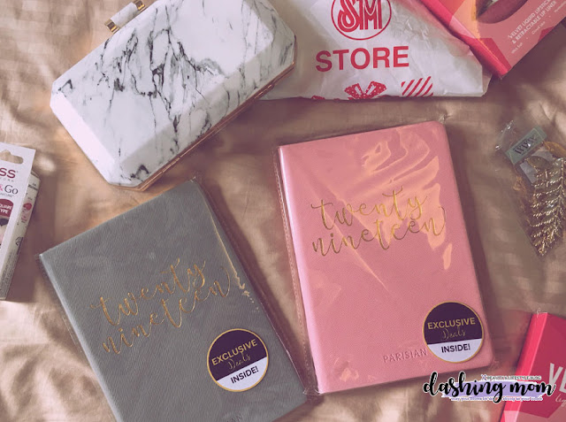 Parisian Shoes and Bags Planner 2019
