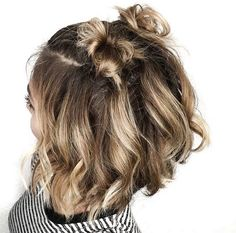 Peinados Para Cabello Corto Facil De Hacer Pagina Femenina
