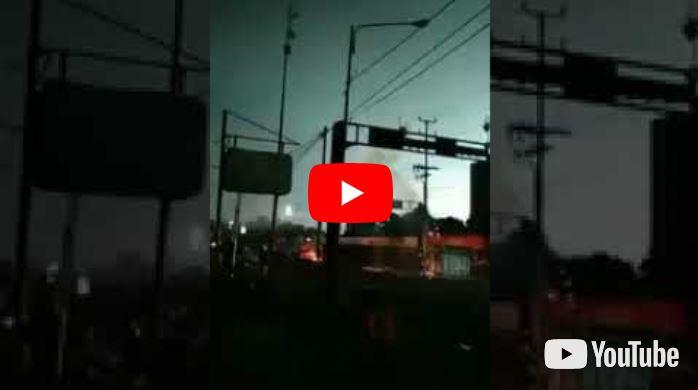 Así estallaron todos los transformadores de CORPOELEC en Maracaibo