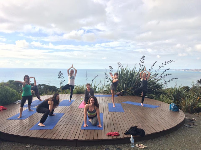 Yoga in New Zealand