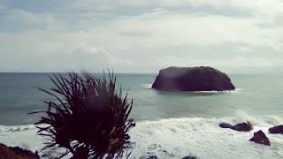 Batu Karas , Pantai Nusakambangan , Pantai Pangandaran, Pantai Cipatujah