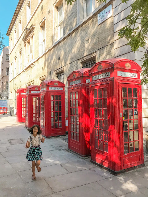 London on a Budget: 6 Days, 6 People, $700