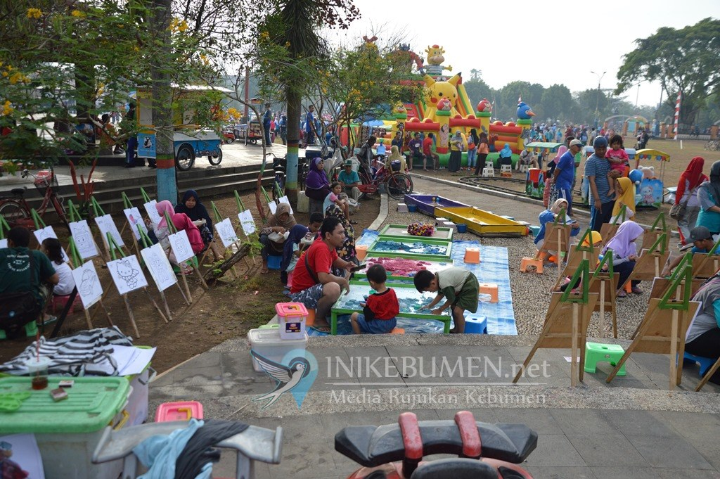Area Car Free Day Kebumen Bakal Diperluas