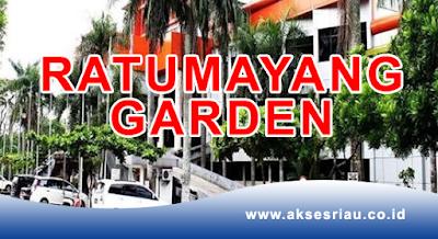 Lowongan Hotel Ratu Mayang Garden Pekanbaru Oktober 2017