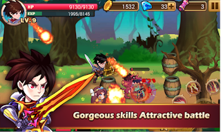 Brave Fighter : Demon Revenge apk