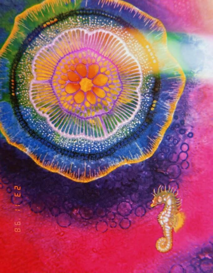 Do patchwork à expressão artística