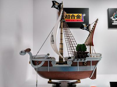 Figuarts ZERO Chou Gekisen Extra Battle de Trafalgar Law y Shanks