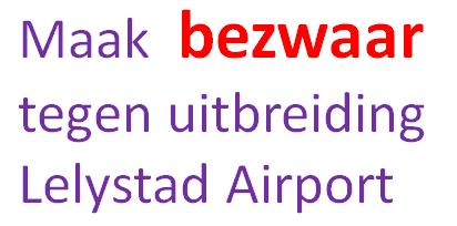 toekomst plannen lelystad airport