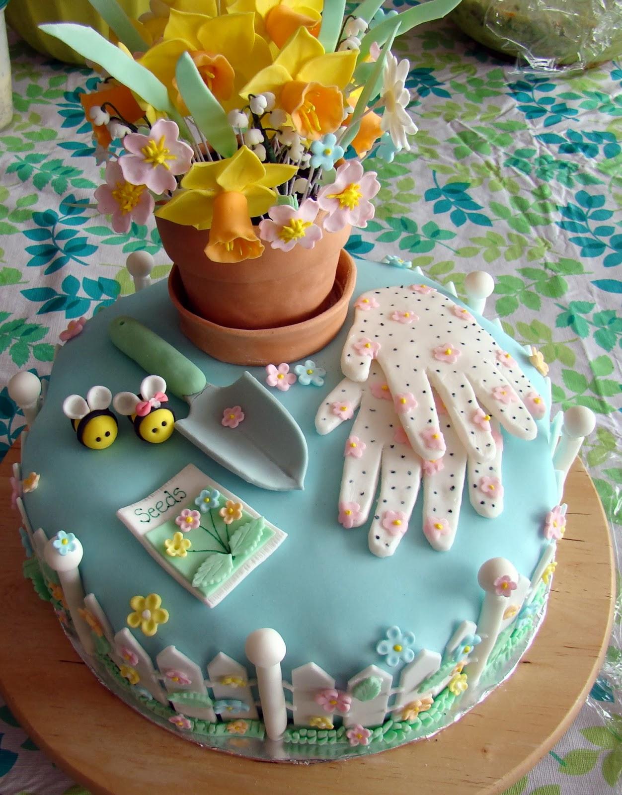 65th Birthday Cake Decorations