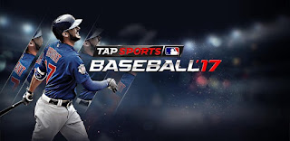 MLB Tap Sports Baseball 2017 Apk v1.0.1 Mod Unlocked Full Update Gratis