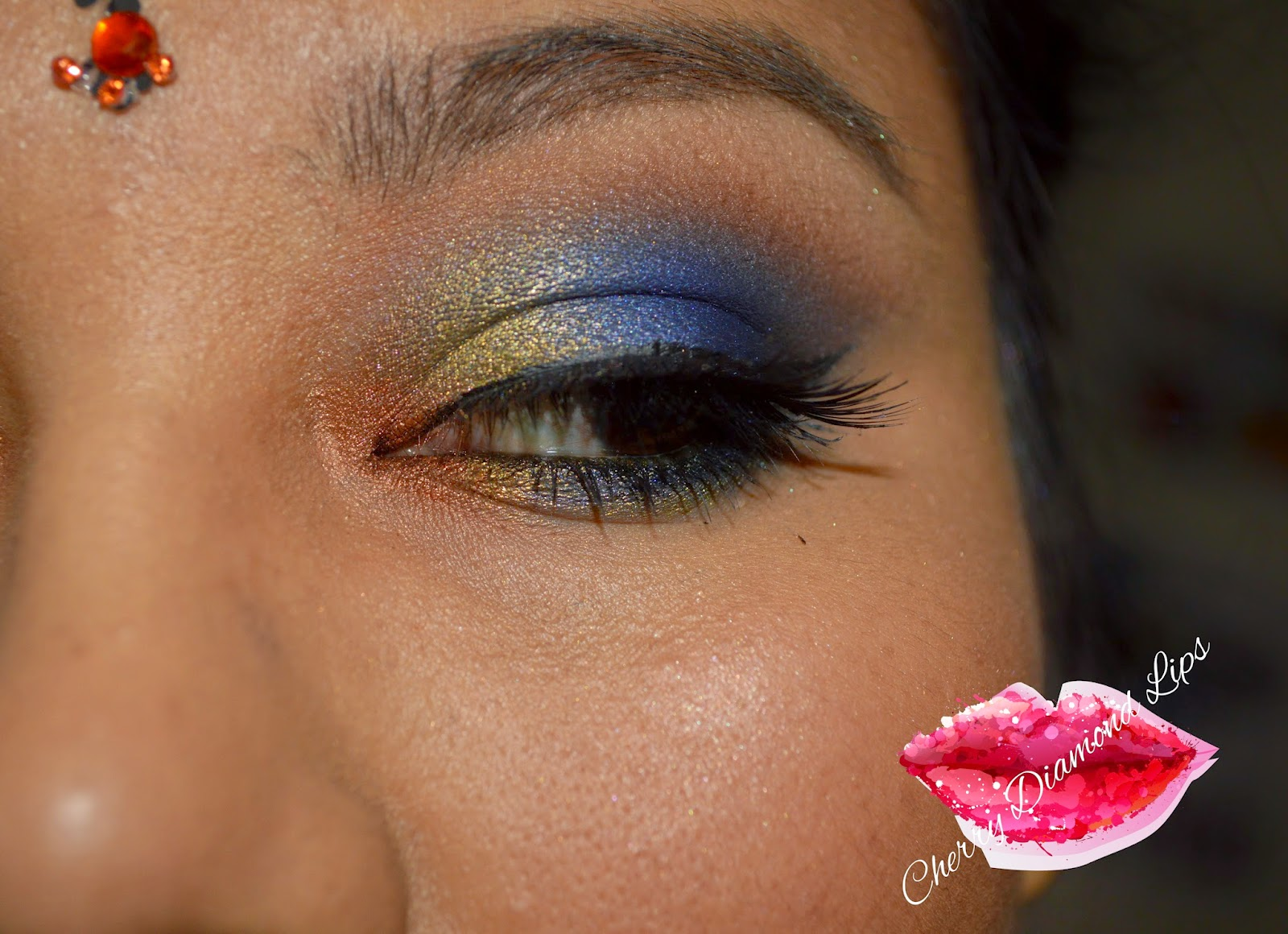 Beauty Look with Citron, Eternity, Petra, Narciso, Rust by Nabla of Mr Daniel Makeup