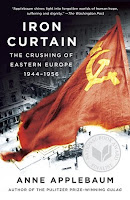 Image of Iron Curtain on Top Ten Tuesday on Blog of Writing Consultant, Author and Editor from Extra Ink Edits, providing Editing Services for Writers