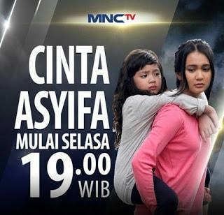 biodata nama pemain dan Sinopsis Sinetron Cinta Asyifa MNCTV