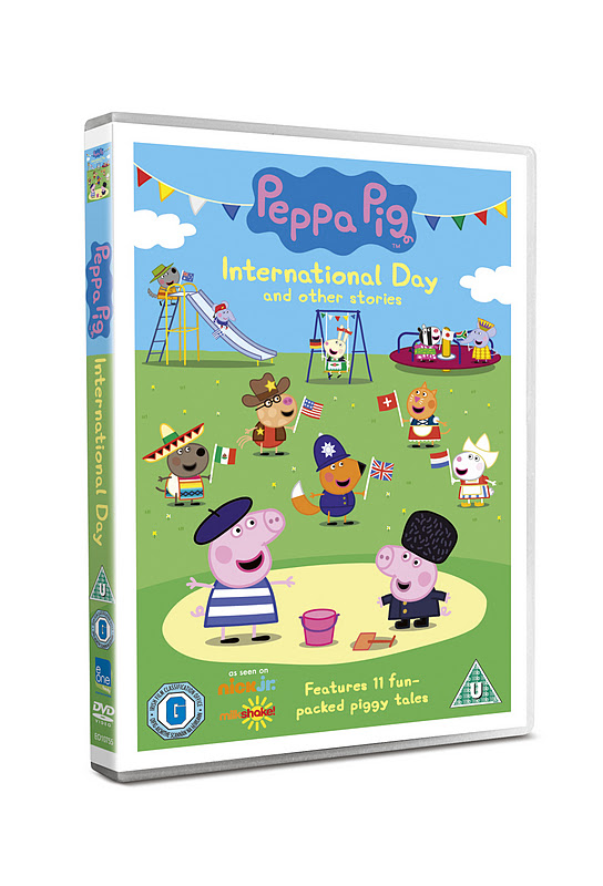 Madhouse Family Reviews: Peppa Pig International Day and