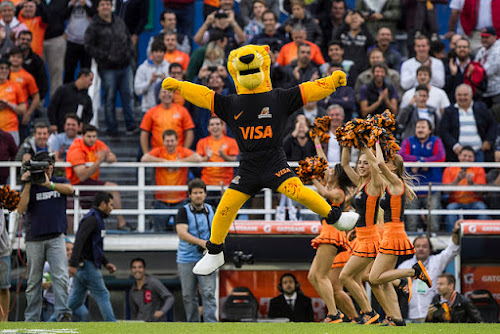 Super Rugby: Una fiesta de color y brillo