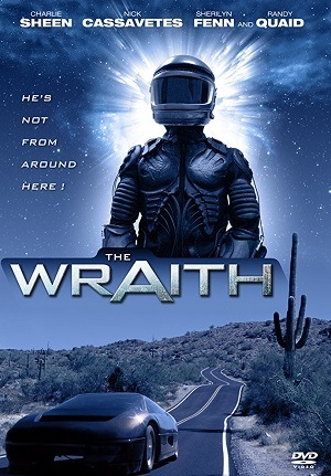 A Aparição - The Wraith Filmes Torrent Download capa