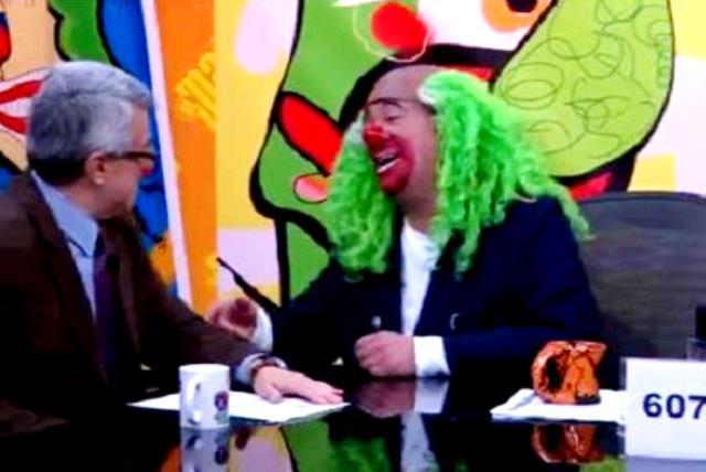¡Oralee! Salen de Televisa Brozo y Lolita