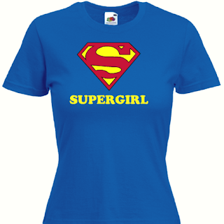 koszulka supergirl