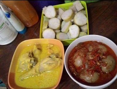 Resep Opor Ayam Kampung