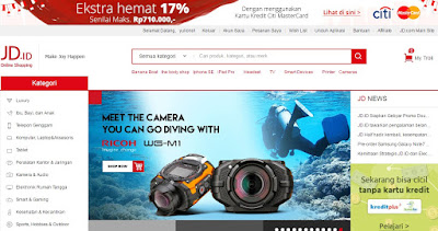 JD.ID Online Shopping di Indonesia