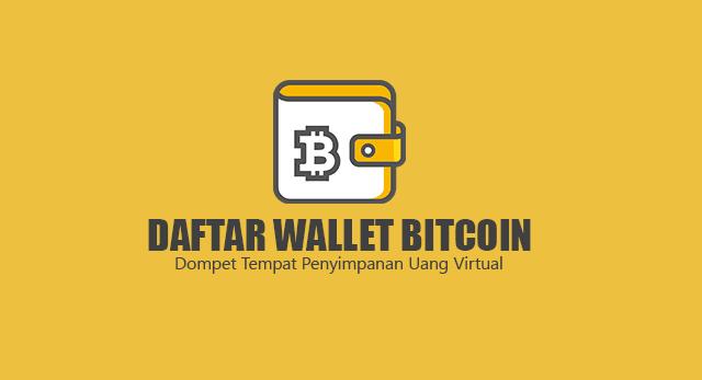 Daftar Dompet Wallet Bitcoin Terbaik Dan Terpercaya