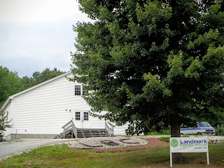 Landmark Baptist Church, Loudon, New Hampshire
