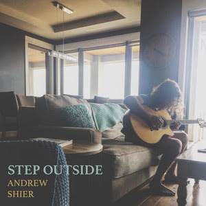 Andrew Shier Unveils New Single 'Step Outside'