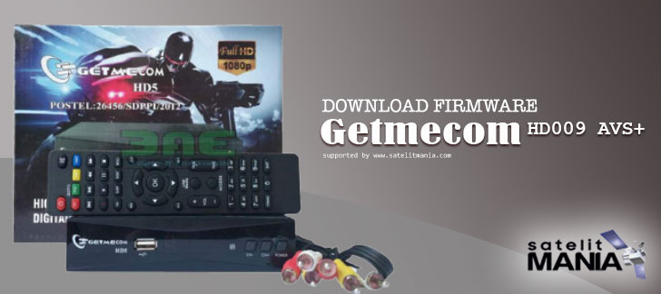Download firmware getmecom hd009 avs terbaru