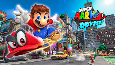 יותר מסתם אינסטלטור - סיקור המשחק Super Mario Odyssey