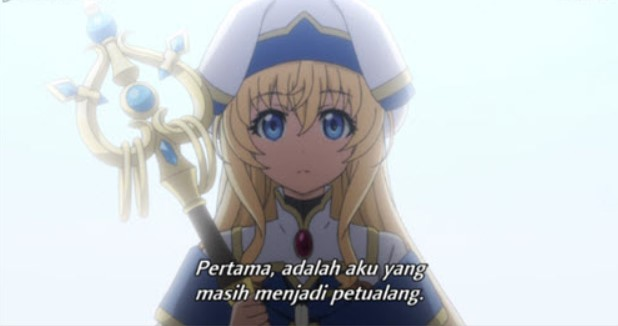 Goblin Slayer Episode 01 Subtitle Indonesia