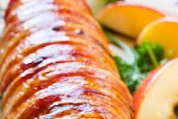Bacon-Wrapped Stuffed Pork Tenderloin Recipe