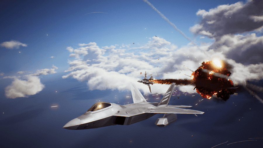 Ace Combat 7 - Skies Unknown Torrent