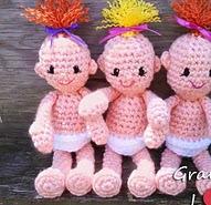 http://www.ravelry.com/patterns/library/pearl-babies-amigurumi-dolls