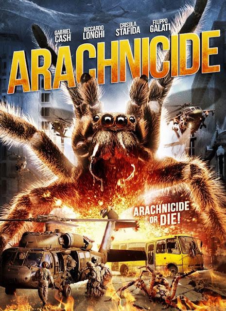 arachnicide poster