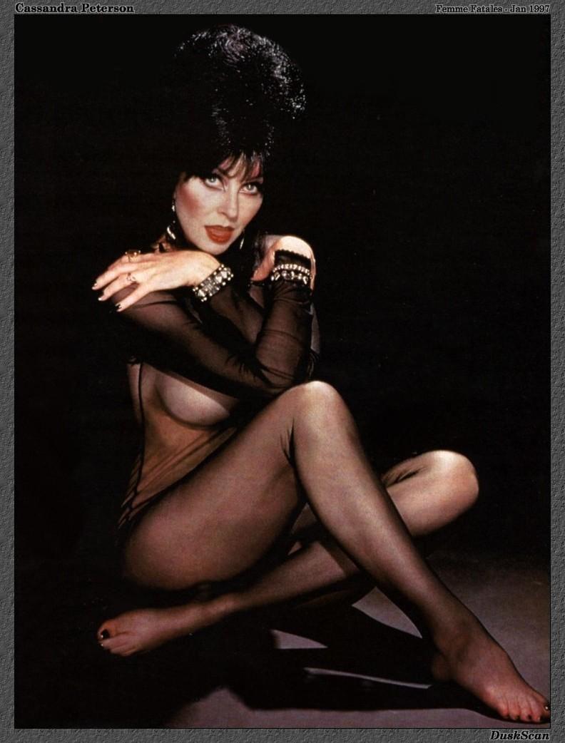 Mistress nude the pics elvira of dark