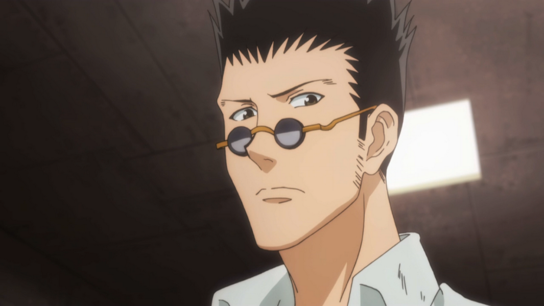 Leorio, Hunter x Hunter, fan fiction, three wishes, dark continent