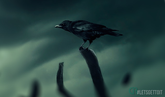 Dark, Fantasy Photo Manipulation in Adobe Photoshop