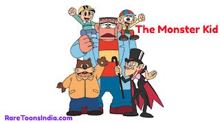 The Monster Kid Hindi Dubbed (480p) [Hungama Tv] 1