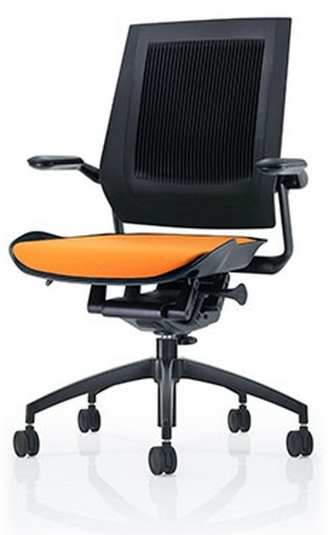 Eurotech Orange Bodyflex Chair