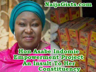asabe vilita indomie empowerment project