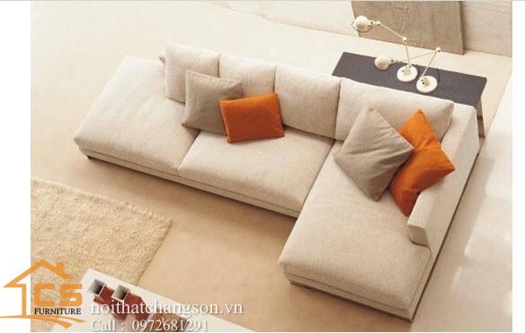 Sofa bền đẹp - giá rẻ sản xuất tại xưởng Nội Thất Chàng Sơn: Sofa đẹp 10