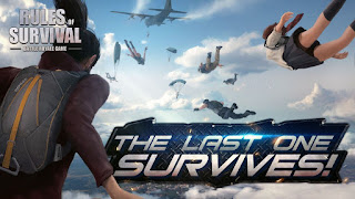 Rules Of Survival Apk Terbaru 2018