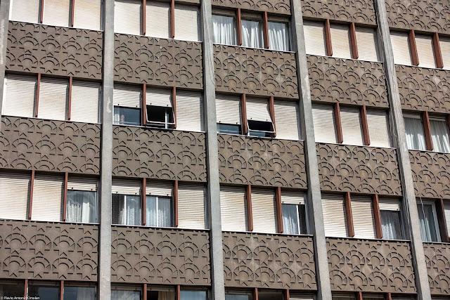 Edifício Lages - detalhe