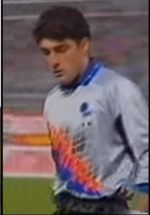 Gianluca Pagliuca played for Italy in the 1994 World Cup final