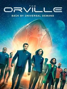 Sinopsis pemain genre Serial The Orville Season 2 (2018)