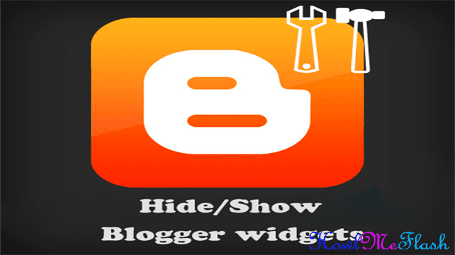 Hide or Show Widgets or Gadgets on Home Post Static Archive Pages in Blogger