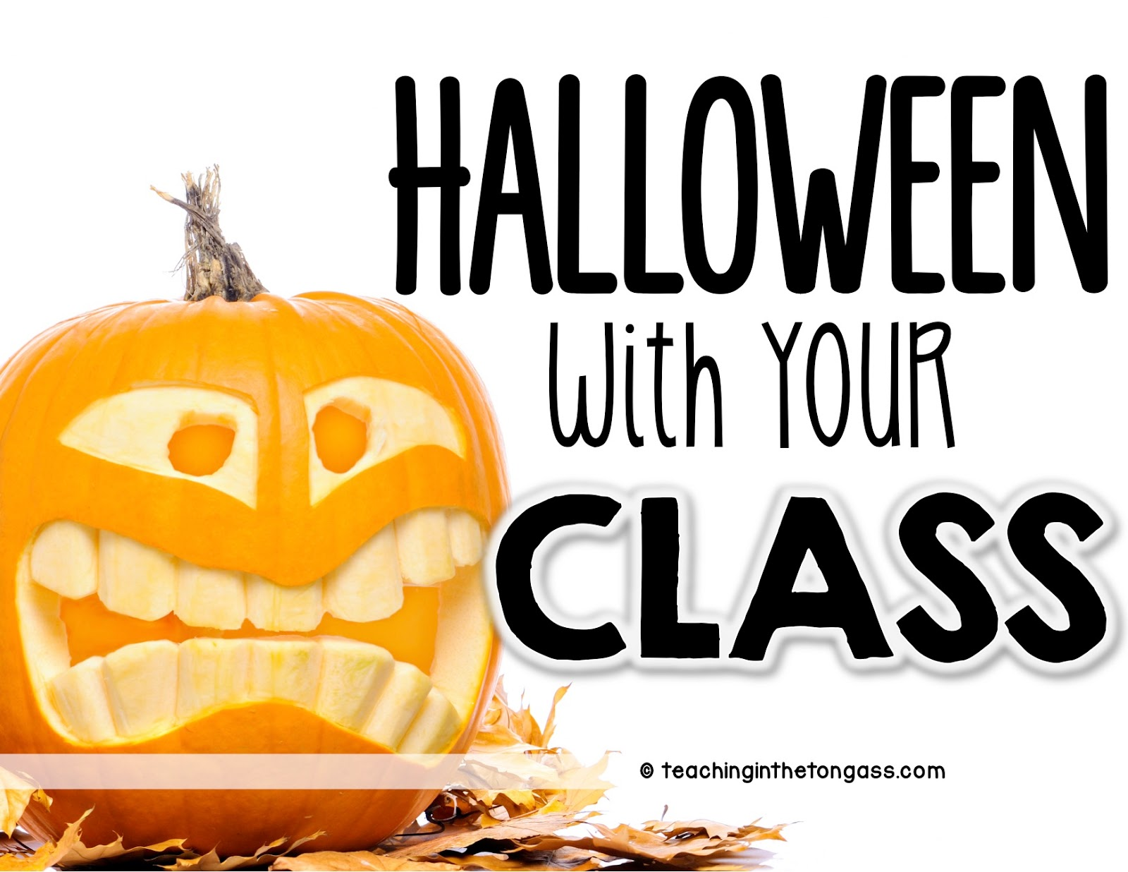 halloween classroom activities