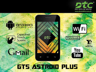 DTC GT5 Astroid Plus Android